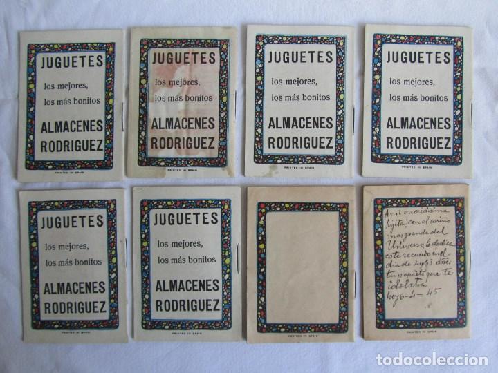 Tebeos: 42 cuentos de Saturnino Calleja 10 x 7 centímetros - Foto 9 - 129089123