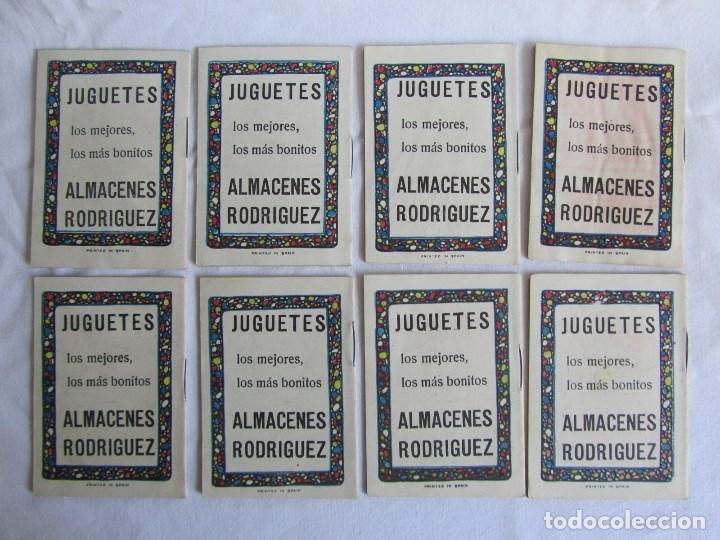 Tebeos: 42 cuentos de Saturnino Calleja 10 x 7 centímetros - Foto 11 - 129089123
