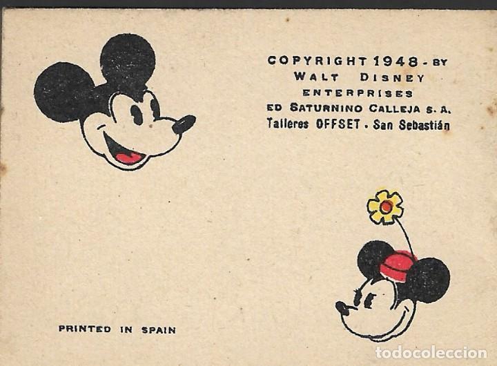 Tebeos: SALVAMENTO DE NAÚFRAGOS - WALT DISNEY - TOMO 37 - SERIE II - ED. SATURNINO CALLEJA, S.A., 1948. - Foto 3 - 147156762