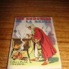 Tebeos: CALLEJA ORIGINAL JUGUETES INSTRUCTIVOS SERIE XIII LOS BUÑUELOS DE LA REINA. Lote 150506406