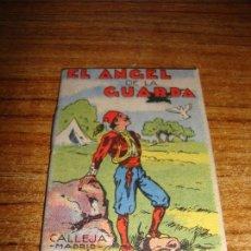 Tebeos: CALLEJA ORIGINAL JUGUETES INSTRUCTIVOS SERIE XII EL ANGEL DE LA GUARDA. Lote 150507666