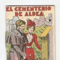 Tebeos: CUENTOS DE CALLEJA - SERIE XV - Nº 293 - EL CEMENTERIO DE ALDEA - JUGUETES INSTRUCTIVOS. Lote 154017966