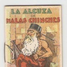 Tebeos: CUENTOS DE CALLEJA - SERIE IV - Nº 78 - LA ALCUZA DE MALAS CHINCHES - JUGUETES INSTRUCTIVOS. Lote 154191722