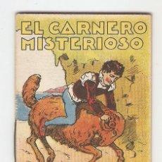 Tebeos: CUENTOS DE CALLEJA - SERIE IV - Nº 75 - EL CARNERO MISTERIOSO - JUGUETES INSTRUCTIVOS. Lote 154192266