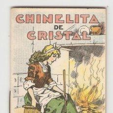 Tebeos: CUENTOS DE CALLEJA - SERIE IV - Nº 74 - CHINELITA DE CRISTAL - JUGUETES INSTRUCTIVOS. Lote 154192514