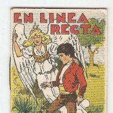 Tebeos: CUENTOS DE CALLEJA - SERIE III - Nº 45 - EN LINEA RECTA - JUGUETES INSTRUCTIVOS. Lote 154379702