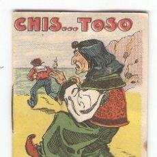 Tebeos: CUENTOS DE CALLEJA - SERIE III - Nº 42 - CHIS...TOSO - JUGUETES INSTRUCTIVOS. Lote 154380078