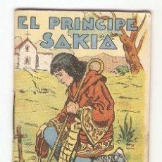 Tebeos: CUENTOS DE CALLEJA - SERIE III - Nº 41 - EL PRÍNCIPE SAKIA - JUGUETES INSTRUCTIVOS. Lote 154380194