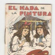 Tebeos: CUENTOS DE CALLEJA - SERIE II - Nº 36 - EL HADA DE LA PINTURA - JUGUETES INSTRUCTIVOS. Lote 154380334