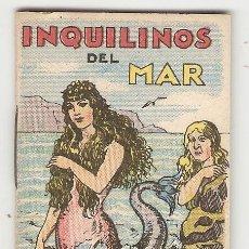 Tebeos: CUENTOS DE CALLEJA - SERIE I - Nº 5 - INQUILINOS DEL MAR - JUGUETES INSTRUCTIVOS. Lote 154428486