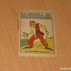 Tebeos: LA ALCUZA DE MALASCHINCHES. Lote 161922854