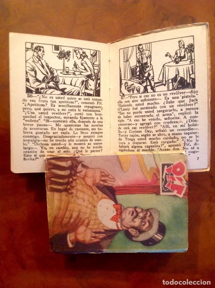 Tebeos: LasIncreibles Aventuras Inspector Pif-Tony Lay-El Lápiz Rojo-Completa 3 Tomos-No Acabada - Foto 6 - 176288277