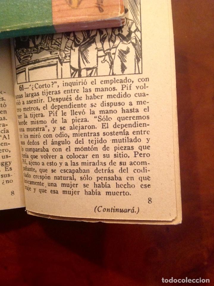 Tebeos: LasIncreibles Aventuras Inspector Pif-Tony Lay-El Lápiz Rojo-Completa 3 Tomos-No Acabada - Foto 9 - 176288277