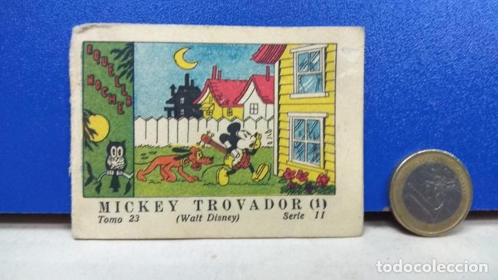MINI TBO MICKEY TROVADOR MICKEY MOUSE 23 SERIE II WALT DISNEY ED SATURNINO CALLEJA 1936 (Tebeos y Comics - Calleja)