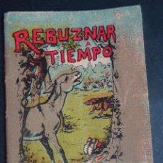 Tebeos: ANTIGUO CUENTO DE CALLEJA, JUGUETES INSTRUCTIVOS SERIE I , TOMO I , VER FOTOS. Lote 178172227