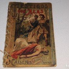 Tebeos: SATURNINO CALLEJA - JOYAS PARA NIÑOS - CUENTOS MORALES - SERIE I Nº 20 TESTIGOS CON ALAS - SIGLO XIX. Lote 179388786