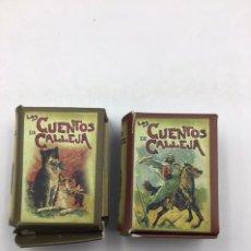 Tebeos: 2 PACK CUENTOS DE CALLEJA ANÍMALE Y ORIENTE. Lote 187211702