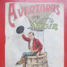 Tebeos: CUENTO CALLEJA AVENTURAS DE NININ, MADRID MIDE APROX. 10 X 14,5 CM. Lote 188482521