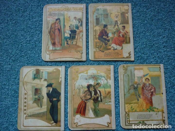 Tebeos: Coleccion de Calleja Cuentos fantasticos de la Serie I. Ediciones muy antiguas. - Foto 2 - 193331262