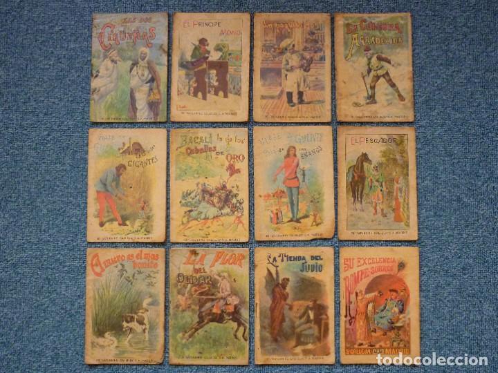 COLECCION DE 12 EDICIONES MUY ANTIGUAS DE SATURNINO CALLEJA 'CUENTOS PARA NIÑOS' (Tebeos y Comics - Calleja)