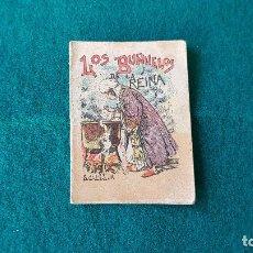 Tebeos: CUENTOS DE CALLEJA LOS BUÑUELOS DE LA REINA SERIE XIII T-257 - ORIGINAL - BUEN ESTADO. Lote 194161482