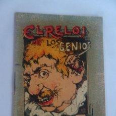 Tebeos: ANTIGUO CUENTO DE CALLEJA, JUGUETES INSTRUCTIVOS SERIE I , TOMO 4 , VER FOTOS. Lote 197027820