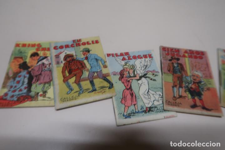 Tebeos: LOTE 7 CUENTOS DE CALLEJA SERIE XIII - Foto 3 - 198232897