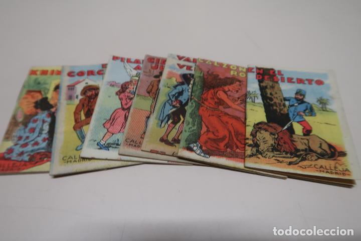 LOTE 7 CUENTOS DE CALLEJA SERIE XIII (Tebeos y Comics - Calleja)