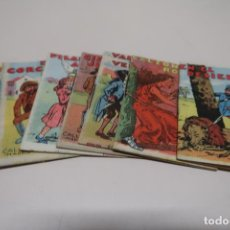Tebeos: LOTE 7 CUENTOS DE CALLEJA SERIE XIII. Lote 198232897