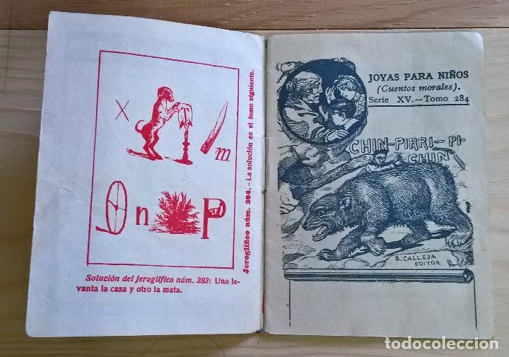 Tebeos: Lote de dos Cuentos de Calleja originales - Foto 4 - 204080306