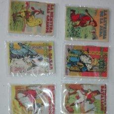 Tebeos: LOTE 10 CUENTOS DE CALLEJA, PUBLICIDAD CHICOLATES TARRAGA. Lote 205470645