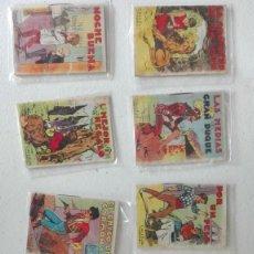 Tebeos: LOTE 10 CUENTOS DE CALLEJA, PUBLICIDAD CHICOLATES TARRAGA. Lote 205471078
