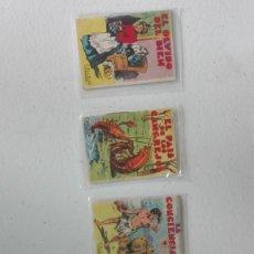 Tebeos: LOTE 5 CUENTOS DE CALLEJA, PUBLICIDAD CHICOLATES TARRAGA. Lote 205471326