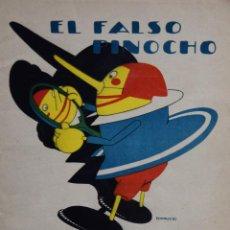 Tebeos: EL FALSO PINOCHO - VARIOS AUTORES. Lote 205679841