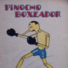 Tebeos: PINOCHO BOXEADOR - VARIOS AUTORES. Lote 205684201