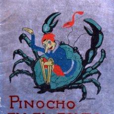 Tebeos: PINOCHO EN EL FONDO DEL MAR - VARIOS AUTORES. Lote 205757587