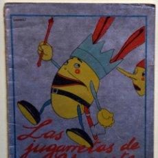 Tebeos: LAS JUGARRETAS DE CHAPETE - VARIOS AUTORES. Lote 205758637