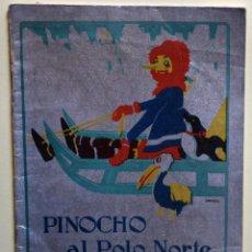 Tebeos: PINOCHO AL POLO NORTE - VARIOS AUTORES. Lote 205758681
