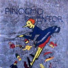 Tebeos: PINOCHO INVENTOR - VARIOS AUTORES. Lote 205758711