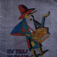 Tebeos: LOS TRES DESMAYOS DE CHAPETE - VARIOS AUTORES. Lote 205759247