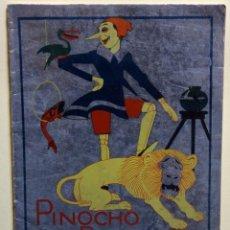 Tebeos: PINOCHO DOMADOR - VARIOS AUTORES. Lote 205759291