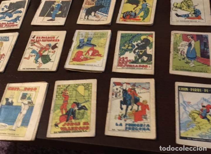 Tebeos: Cuentos calleja lote 16 ejemplares - Foto 4 - 206411478