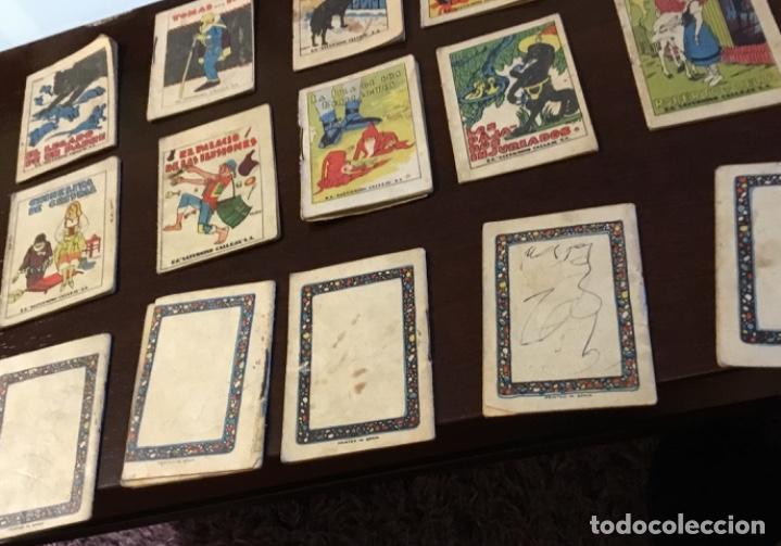 Tebeos: Cuentos calleja lote 16 ejemplares - Foto 7 - 206411478