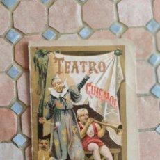 Tebeos: TEATRO GUIGNOL DE LA COL. CUENTOS FANTASTICOS DE CALLEJA, S. I, TOMO 5, GUIÑOL, MARIONETA, TITERE. Lote 210465873