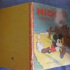Tebeos: MICKEY VENCE A RATINO. ED. SATURNINO CALLEJA. 1935.. Lote 211560815