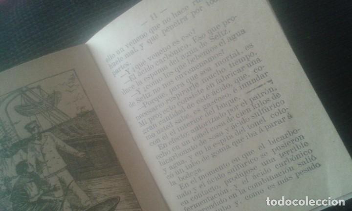 Tebeos: EL ARTE DE MATAR RATAS.CUENTO DE CALLEJA. SERIE IX. TOMO 171. 1902. - Foto 10 - 211672521