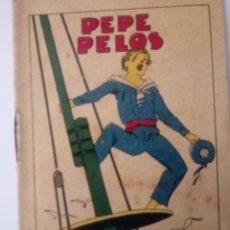 BDs: CUENTO DE CALLEJA ORIGINAL DE 1902 PEPE PELOS SERIE XIV TOMO 264. Lote 213905967