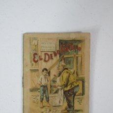 BDs: CUENTOS CALLEJA - EL DEDO CORTADO - TOMO 151 - ANCHO 7 CM, ALTURA 10 CM - AÑO 1901. Lote 215551738