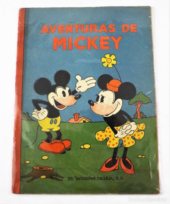 AVENTURAS DE MICKEY SATURNINO CALLEJA EJEMPLAR Nº 1 (1ª EDICIÓN) (Tebeos y Comics - Calleja)