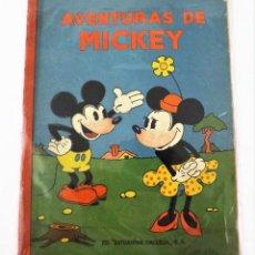 Tebeos: AVENTURAS DE MICKEY SATURNINO CALLEJA EJEMPLAR Nº 1 (1ª EDICIÓN). Lote 216678061